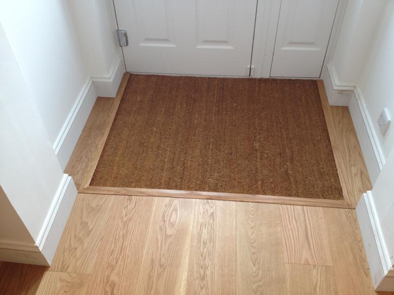 Wood Flooring Fitted Hall Laverstock   Salisbury