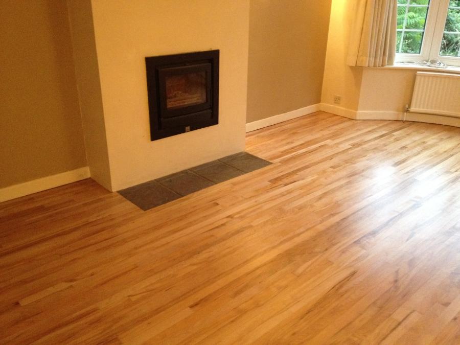 Floorboard sanding Salisbury