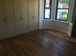 Smoked, oiled and aged wood flooring in Pitton