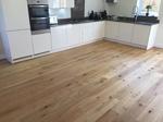 Oak engineered wood floor installed in Salisbury