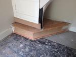 Engineered oak wood flooring installed in Stockbridge