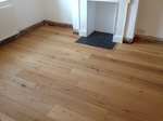 Oak wood flooring fitted Amesbury - Wiltshire