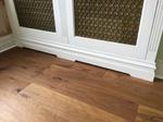 Wood flooring installed Blandford