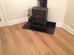 Oak wood flooring installed in warminster