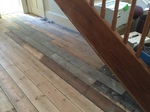 We can remove damaged and roten floorboards and our restoration team can replace with reclaimed covering Salisbury - Andover - Eastleigh - Warminster - Romsey