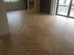 engineered parquet flooring installed in Winchester