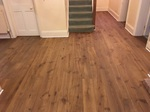 smoked dark oak flooring