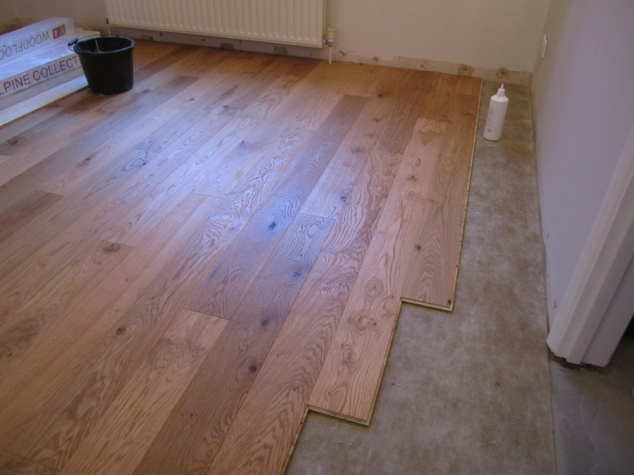 Wood flooring Dorset