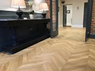 Parquet flooring specialist - installation