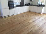 Oak engineered wood floor installed in Salisbury