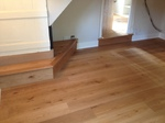 Engineered oak wood flooring Stockbridge