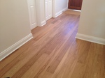 Oak wood flooring installed in warminster