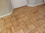 Beach parquet blocks restored in Ringwood