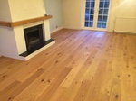 rustic oiled oak engineered wood flooring Wiltshire