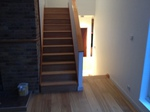 Wood flooring - Landford