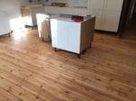 Floorboard sanding in Andover